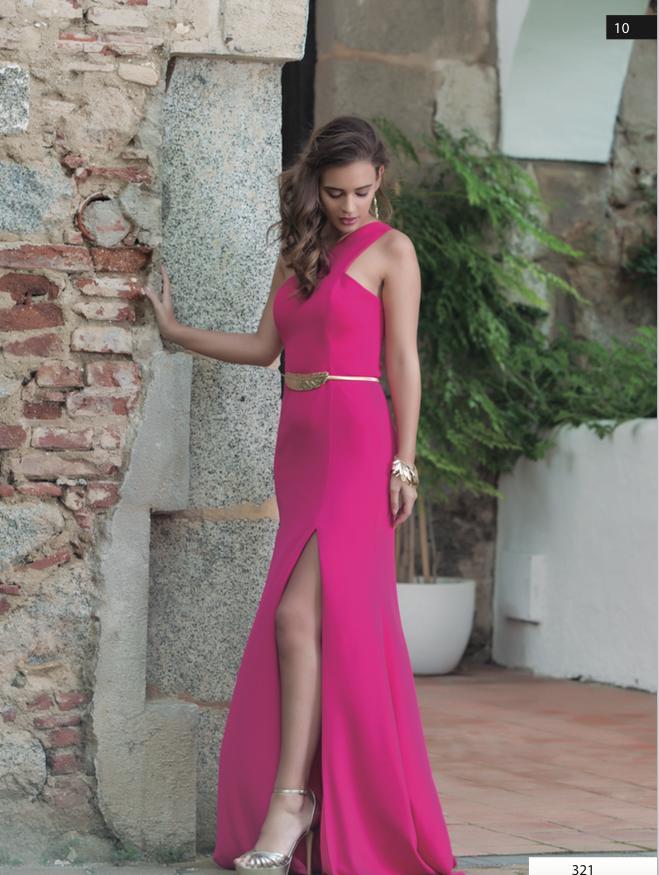 Vestido de Fiesta Mod. 321 - La Novia | Todo lo necesario para tu ...