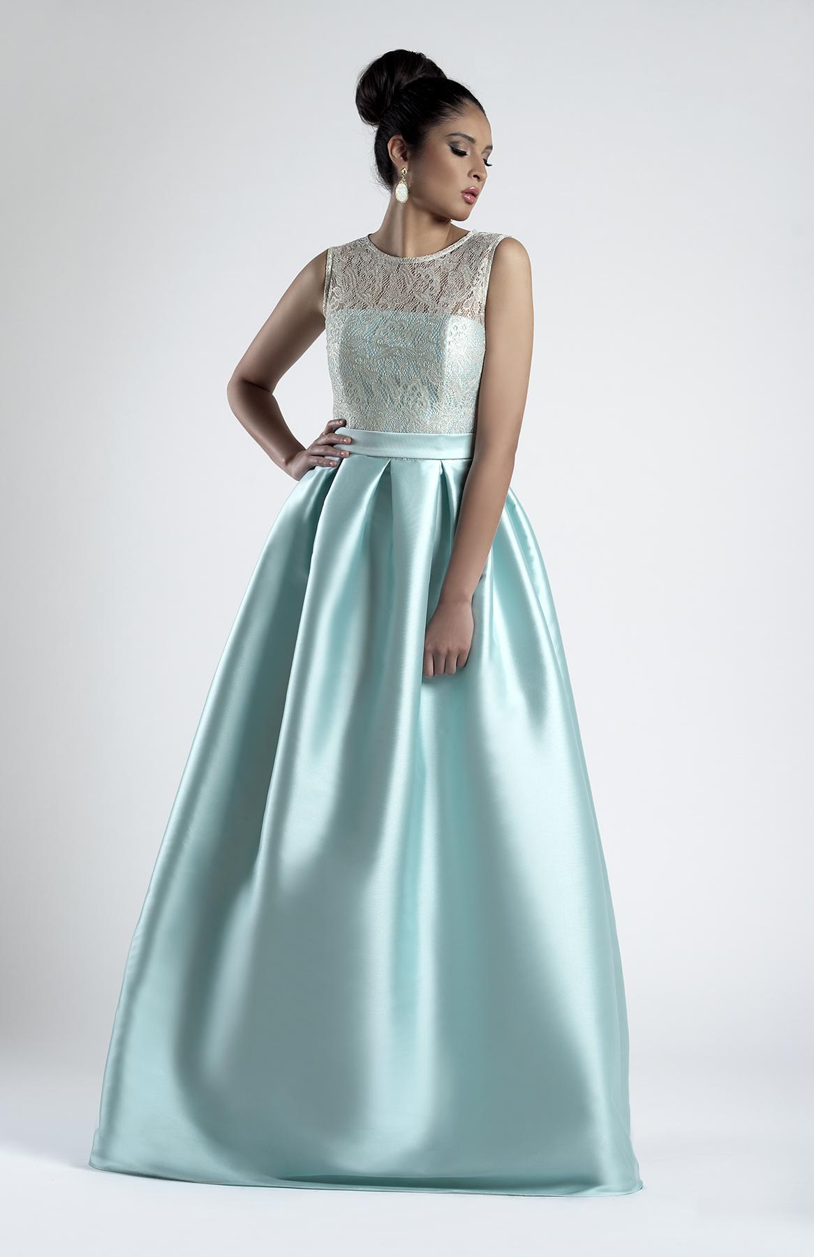 Vestido de Fiesta Mod. 5140 - La Novia | Todo lo necesario para tu ...