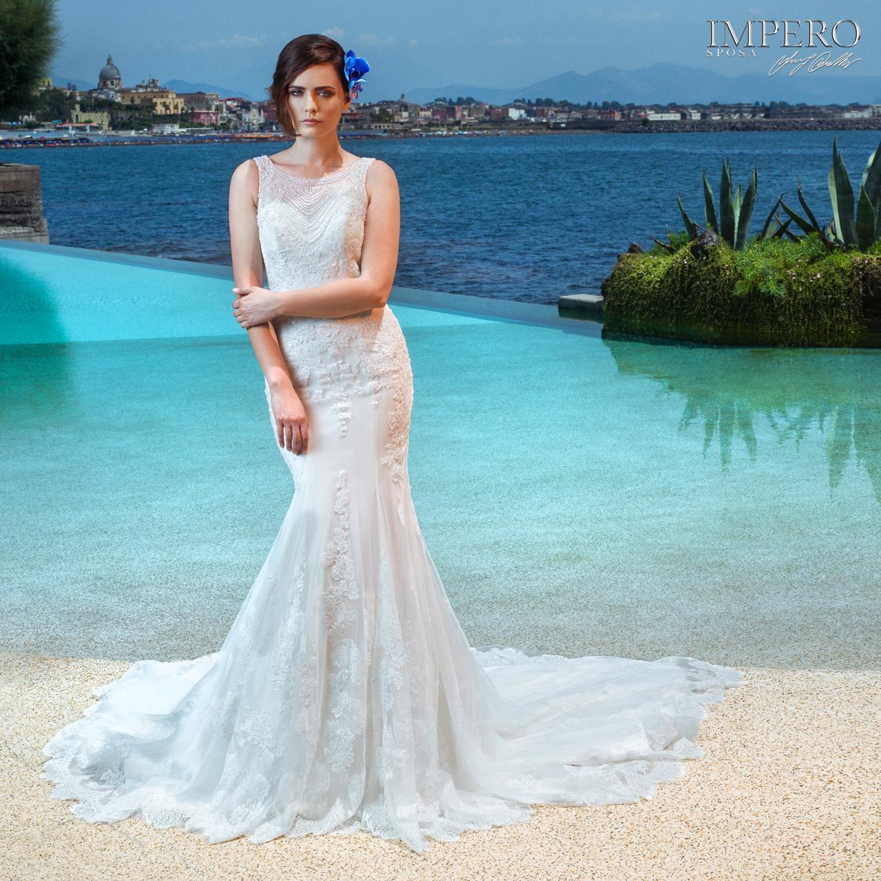 Vestido de novia, Impero Couture mod. Martina - La Novia | Todo lo ...